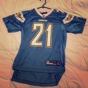 Tops - Chargers Jersey